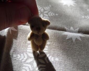 Miniature Teddy Bear Charm