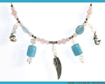 """Siren song"" necklace"