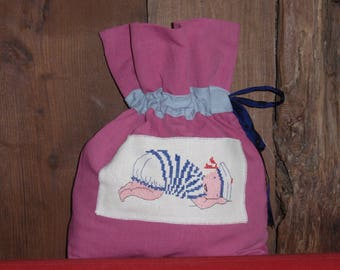 LITTLE SAILOR BABY POUCH