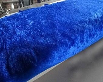 Tissu panne de velours