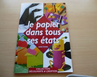book paper in all its States discovery collection and creation