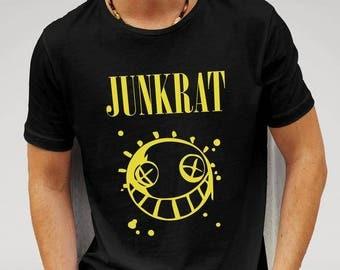 Junkrat Overwatch T-Shirt | Mens