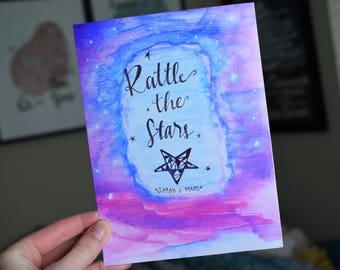 Rattle the Stars Print