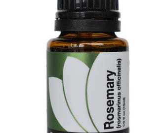 Organic Rosemary Essential Oil 5ml, 15ml, or Buy Both & Save!