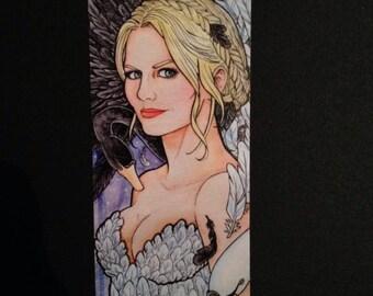 Emma Swan Bookmark / Marque Page Emma Swan