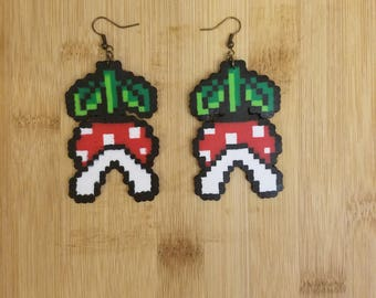 Mario Monster Earrings
