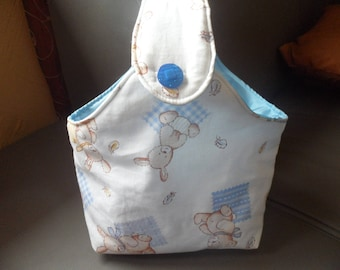 Bag with handle for baby