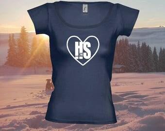 """Tee-shirt femme """"HS coeur"""""""
