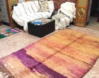 Beni Merirte vintage moroccan carpet,320x200 cm, Moroccan carpet,wool rug, Beni Merirte rug, vintage carpet, berber textiles, berber carpet,