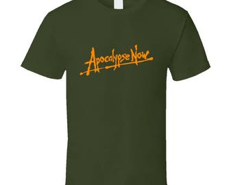 Apocalypse Now Olive Drab T-shirt