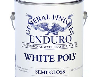 General Finishes Enduro Pigmented White Poly