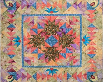 MOUNTAIN HEAVEN QUILT