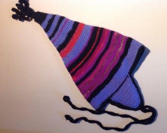Heavy duty hat with earflaps and fleece  original design