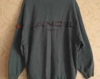 Vintage Lancel Paris Sweatshirt Size M