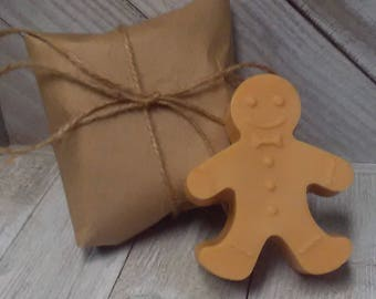 Gingerbread Body Butter Bars