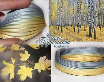 Shibori ribbon N42