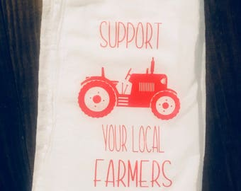Flour sack towel, Tea towel, Kitchen towel, kitchen decor, home decor, gift idea,