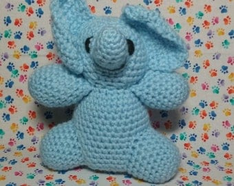 Light Blue Elephant
