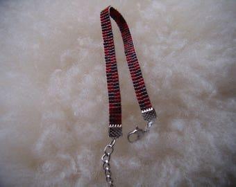 Bracelet Red Blue