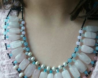 Ethnic style necklace