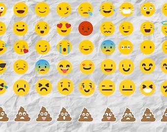 54 Funny Emoticons