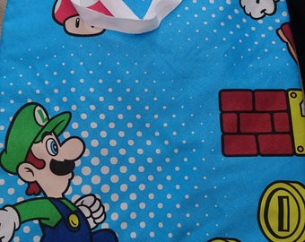 8 Mario Bros And Friends Party Bags