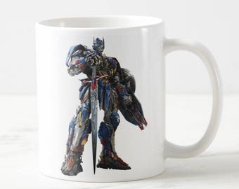 Transformers Mug - Transformers - Optimus Prime - Bumblebee - Megatron - Gift for Him - Gift for Her - Birthday Gift