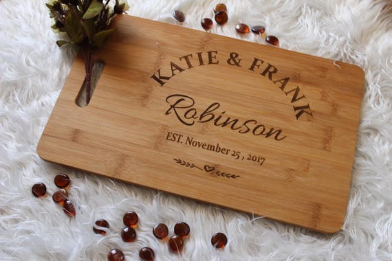 40th birthday gifts for women personalized cheese board set