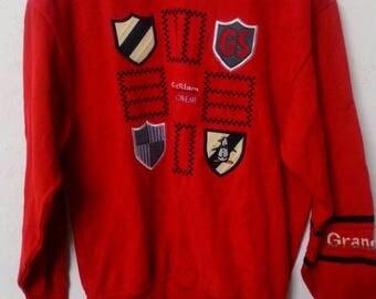 Vintage Grandslam Sweater