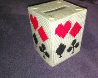 Card Tissue Box Cover