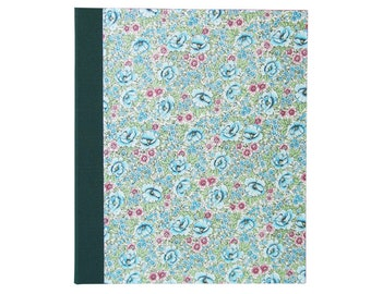Folder A5-Flower Meadow Blue