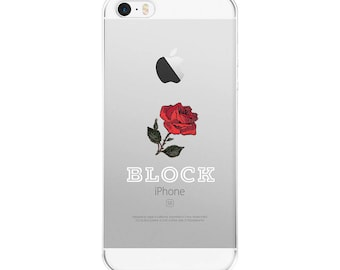 Rose Bowl 2018 Rose Block Football Georgia Bulldogs Oklahoma Sooners NCAA iPhone Case, Georgia Bulldogs Rose Bowl iPhone Case, iPhone 8 Case