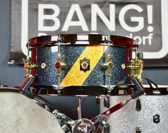 """Bang! Drums 12""""x5.5"""" 8ply Maple Snare"""