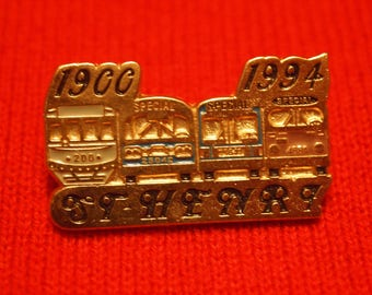STM Stcum Garage st-henri 190 1994 pin lapel pin