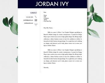 letter for resume