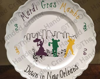 Mardi Gras Mambo - Down in New Orleans - Charger