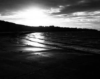 "Artist Giclee Photographic Print ""Beach"""