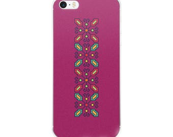 Traditional Design Minimalistic Clear Case - iPhone X, iPhone 8/8 Plus, iPhone 7/7 Plus, iPhone 6/6s, iPhone 6 Plus/6s Plus, iPhone 5/5s/SE
