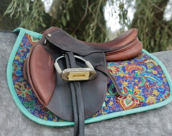 English Saddle pad