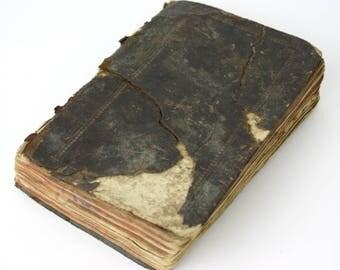 ANTIQUE ARMENIAN BIBLE