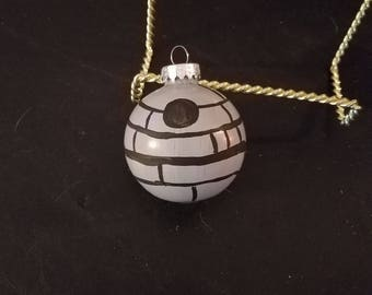 Death Star Ornaments
