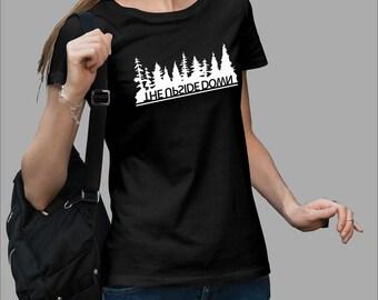The Upside Down Shirt, Hawkins Middle School AV Club Shirt, Stranger Things Shirt #J