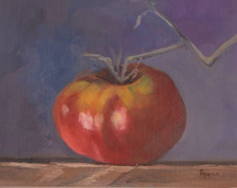 Summer's End  - Original oil on canvas