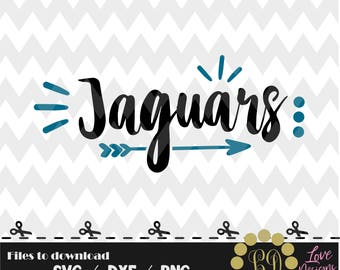 Jaguars svg,png,dxf,cricut,silhouette,college,jersey,shirt,proud,cut,university,football,jacksonville,florida,arrow,decal