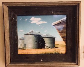 8 x 10 Barn Wood Frame