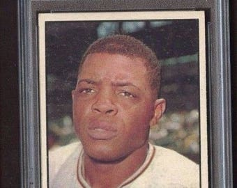 1961 Topps #150 Willie Mays PSA 5 - Centered