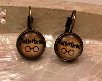 HP Potterhead Earrings