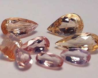 Commercial Grade Imperial Topaz