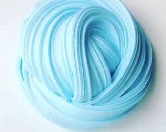 cotton candy SCENTED slime free shipping