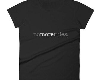 No More Rules (W&B) (Shirt)